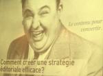 4 étapes pour une stratégie éditoriale efficace