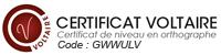 expert certificat voltaire