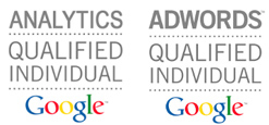 Analytics adwords certification individuelle