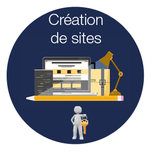 Création d'un site internet à Lyon