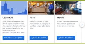 Google My Business guide mutlimédia
